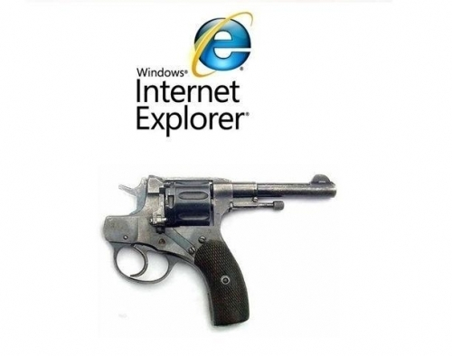 IE 8